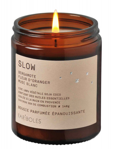 Slow candle 140g
