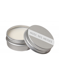 Mini scented wax Musc des...