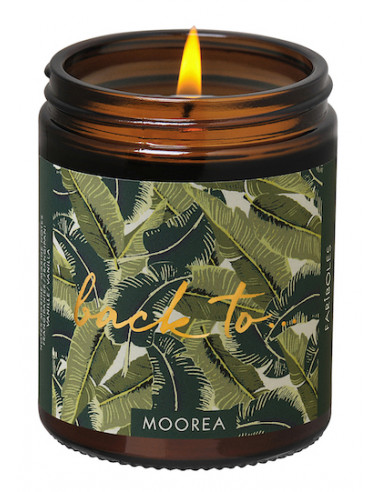 Back To Moorea candle 140g