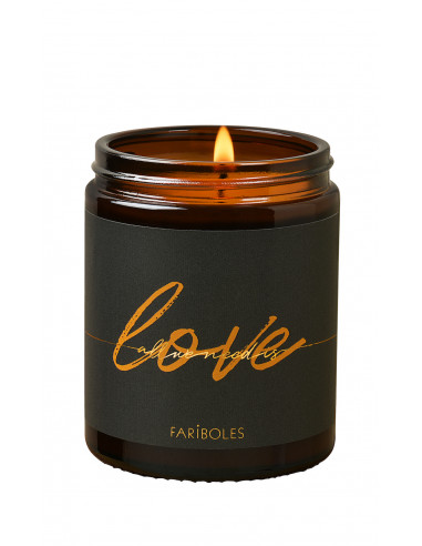 All We Need Is Love candle Cachemire...