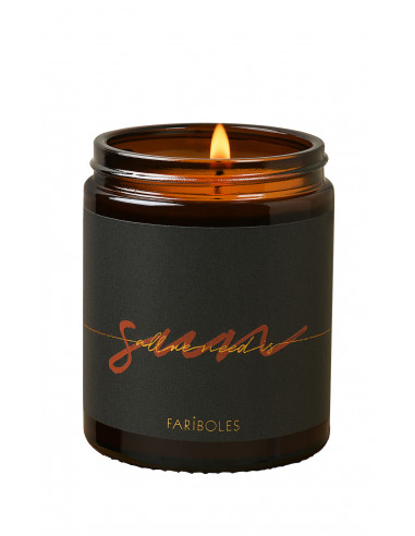 Bougie All We Need Is Sun Cachemire 140g