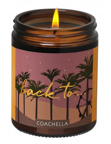 Back To Coachella candle 140g