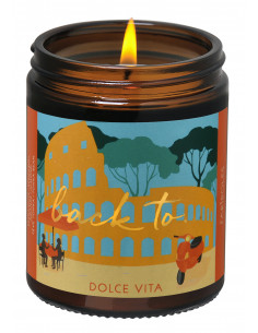 Back To Dolce vita candle 140g