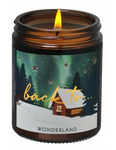 Back To Wonderland candle 140g