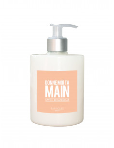 Liquid Marseille soap 520ml DONNE MOI TA MAIN