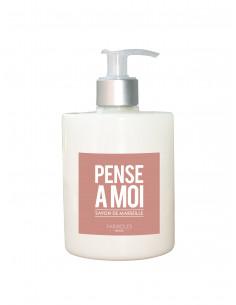 Liquid Marseille soap 520ml PENSE A MOI