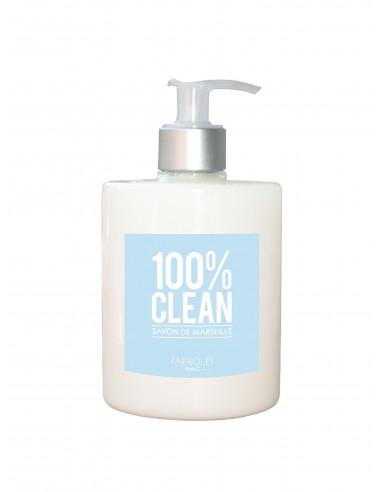 Liquid Marseille soap 520ml 100% CLEAN
