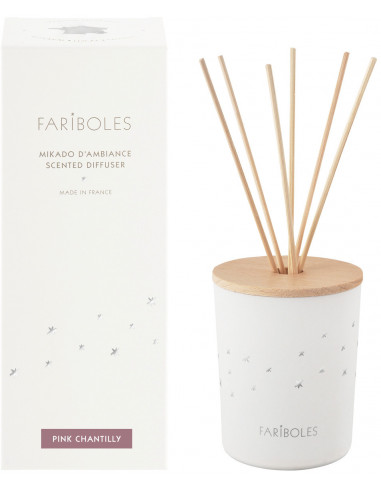 Room diffuser Pink chantilly 200ml