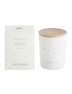 Scented Candle White Musk 185g