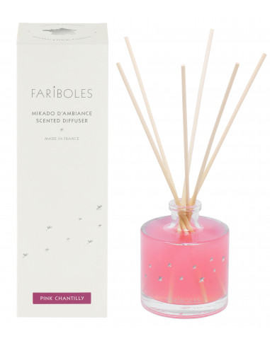 Room diffuser Pink Chantilly 100ml