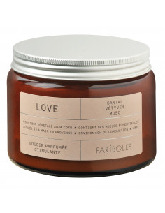 Lovel candle 400g