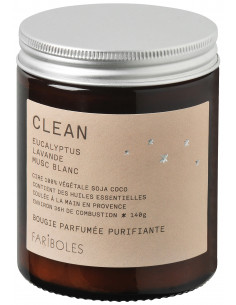 Clean candle 140g