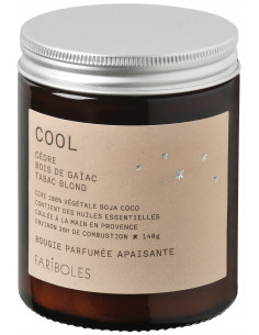 Cool candle 400g