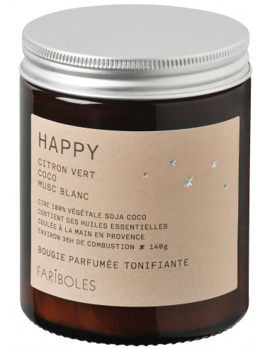 Happy candle 400g