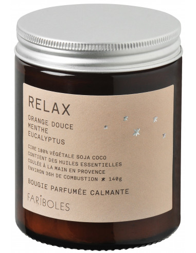 Relax candle 400g