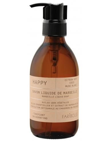 HAPPY Liquid soap