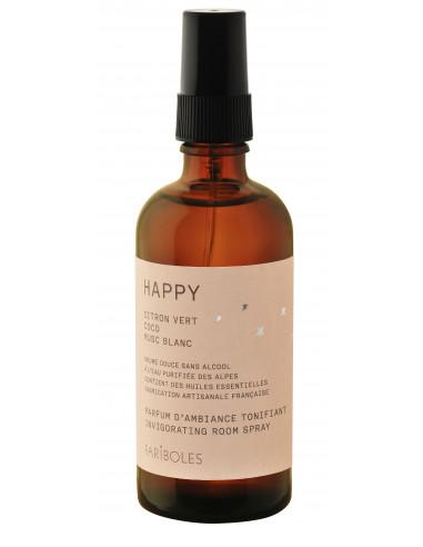 Parfum d'ambiance HAPPY