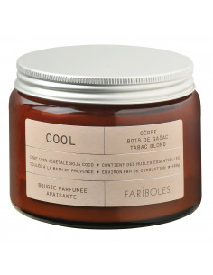 Clean candle 400g